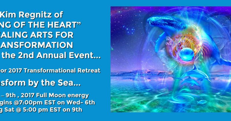 Sept 6-9, 2017 > Copper Harbor Multidimensional Retreat