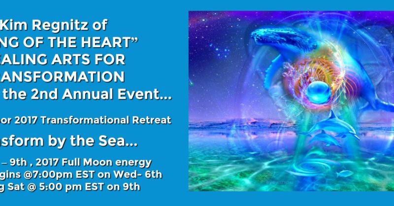 Sept 6-9, 2017 > Copper Harbor Multidimensional Retreat