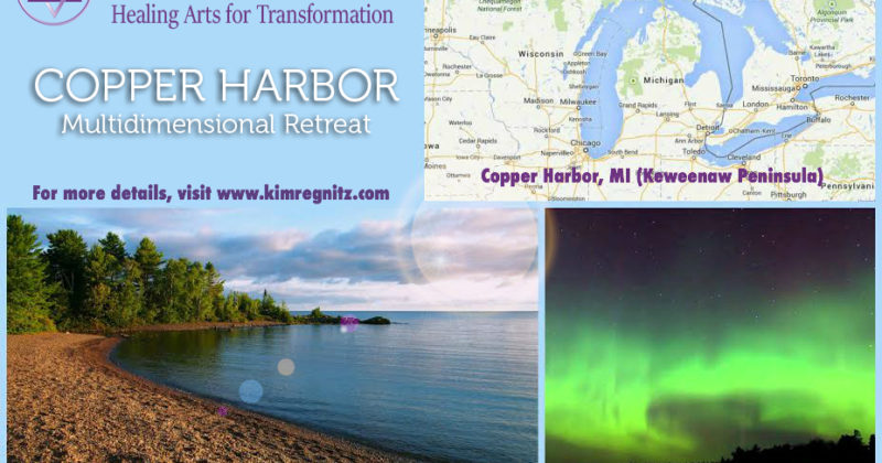 2018 Copper Harbor Transformational Retreat – More Details Soon!